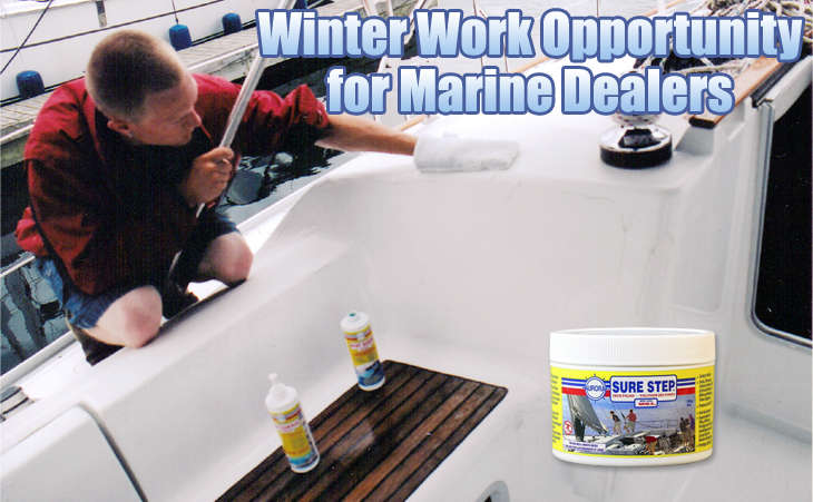 Winter Work Opportunity for Marine Dealers