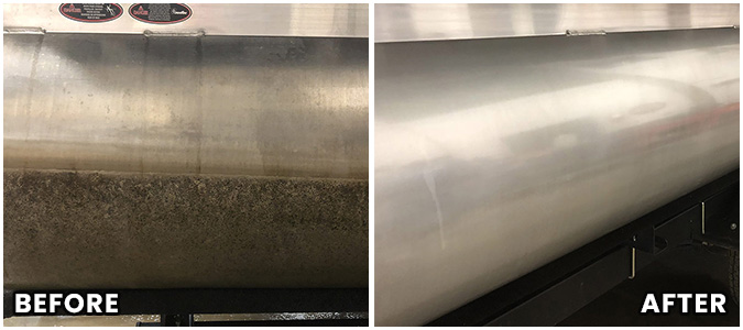 Grizzly Ridge Honda Before and After