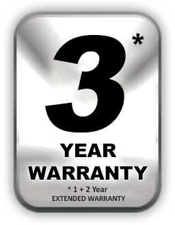 Alumetron 3 Year Warranty