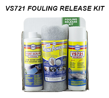 Fouling Release Kit