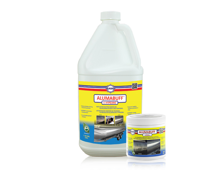 Aluminum Buffing and Polishing Cream - Alumabuff