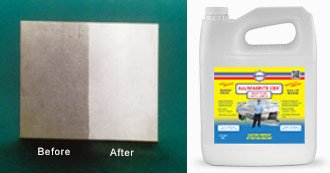 Aurora Marine Alumabrite - Marine aluminum cleaner and brightener