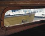 How to clean and restore boat windows.