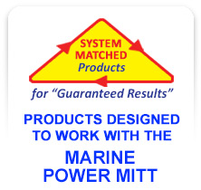 Boaters the bought MARINE POWER MITT also bought: