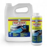 boat scrub