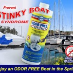 Odor Free Storage Treatment
