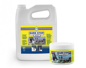 Sure Step- Polish for Non-Skid Deck