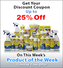 Product of the Week- Up to 25% Off