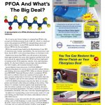 So, What's a PFOA and What's the Big Deal Article